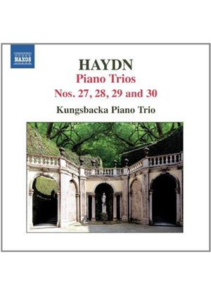 Haydn: Piano Trios Nos. 27-30 (Music CD)
