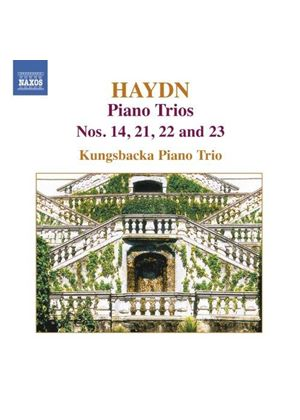 Haydn: Piano Trios Nos. 14 & 21-23 (Music CD)