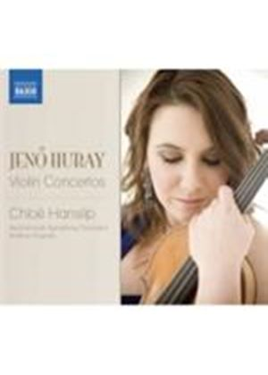 Hubay: Violin Concertos (Music CD)