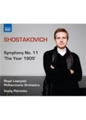 Shostakovich: Symphony No 11, \'The Year 1905\' (Music CD)