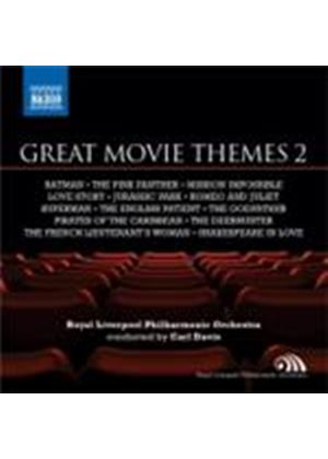 Royal Liverpool Philharmonic Orchestra - Great Movie Themes Vol.2 (Music CD)