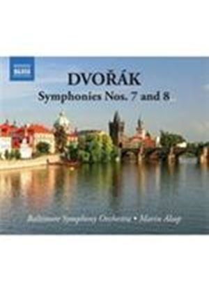 Dvorak: Symphonies Nos.7 and 8 (Music CD)