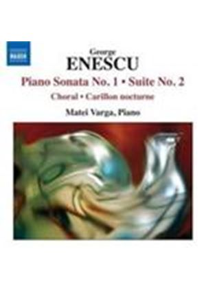 Enescu: Piano Sonata No 1 (Music CD)