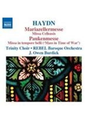 Haydn: Masses, Vol 4 (Music CD)