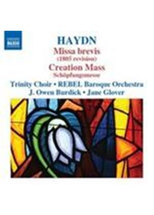 Haydn: Missa Brevis (Music CD)