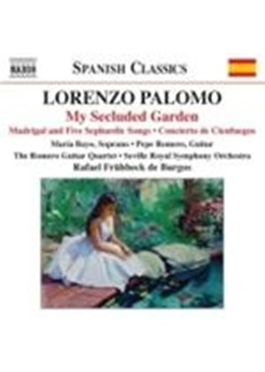 Palomo: My Secluded Garden (Music CD)