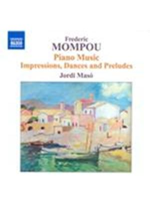 Mompou: Piano Music, Vol. 6 (Music CD)