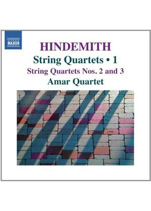 Hindemith: String Quartets, Vol. 1 (Music CD)