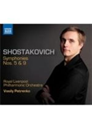 Shostakovich: Symphonies Nos 5 and 9 (Music CD)