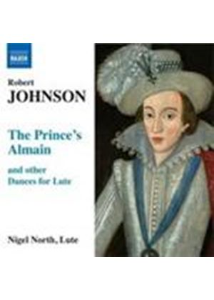 Johnson, R: (The) Prince\'s Almain (Music CD)