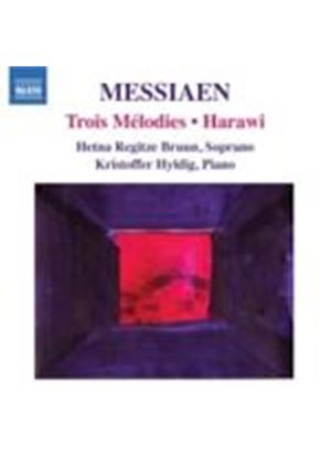 Messiaen: Trois Mélodies; Harawi (Music CD)