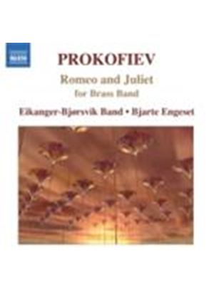 Prokofiev: Romeo & Juliet for Brass Band (Music CD)