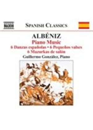 Albeniz: Piano Music Vol. 3 (Music CD)
