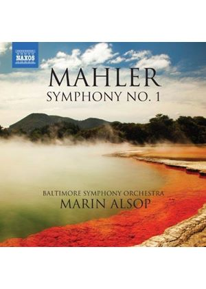 Mahler: Symphony No. 1 (Music CD)