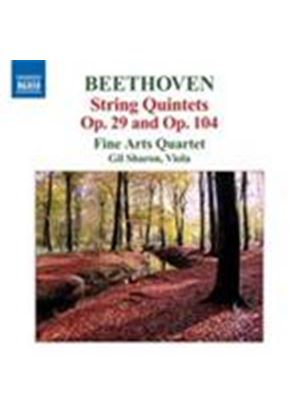 Beethoven: String Quintets (Music CD)