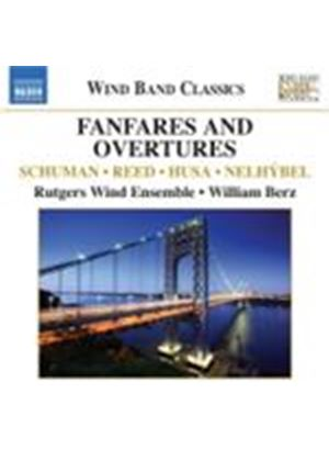 Fanfare and Overtures (Music CD)