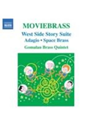 Moviebrass (Music CD)