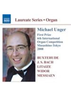 Michael Unger - Organ Recital (Music CD)