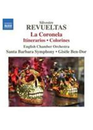 Revueltas: (La) Coronela (Music CD)