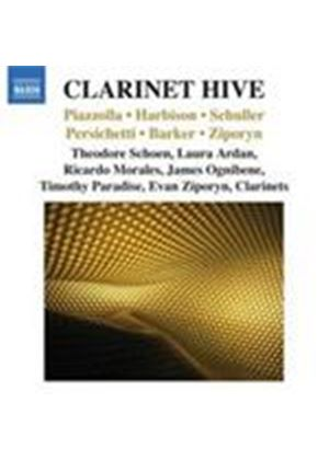 Clarinet Hive (Music CD)