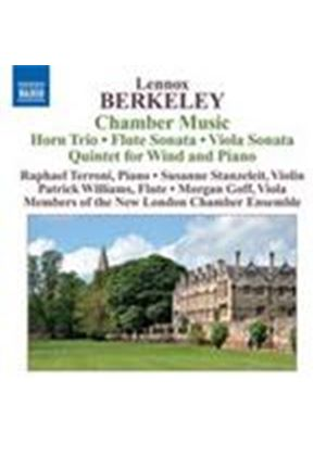 Berkeley: Chamber Works (Music CD)