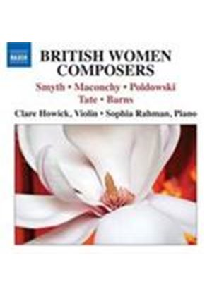 British Women Composers (Music CD)