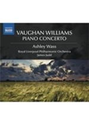 Vaughan Williams: Piano Concerto (Music CD)