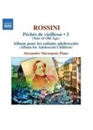 Rossini: Complete Piano Music, Vol 3 (Music CD)