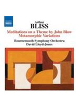 Bliss: Meditations on a Theme by John Blow (Music CD)