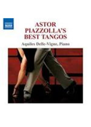 Piazzolla: Astor Piazzolla's Best Tangos (Music CD)