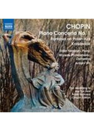Chopin: Piano Concerto No 1 (Music CD)