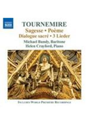 Tournemire: Songs (Music CD)