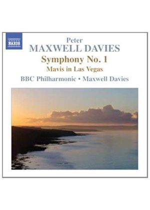 Peter Maxwell Davies: Symphony No. 1 (Music CD)