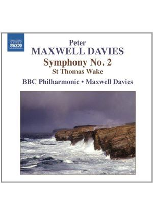 Maxwell Davies: Symphony No. 2 (Music CD)