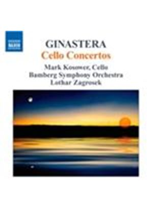 Ginastera: Cello Concertos (Music CD)