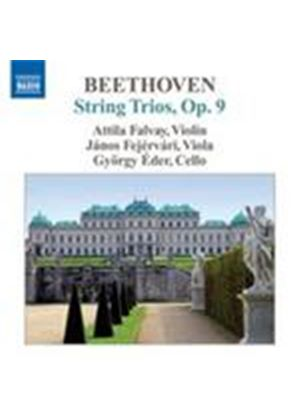 Beethoven: String Trios (Music CD)