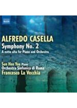 Casella: Symphony No 2 (Music CD)