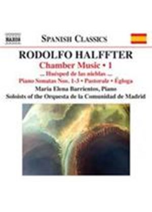 Halffter: Chamber Works, Vol 1 (Music CD)