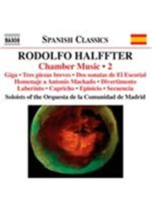 Rodolfo Halffter: Chamber Music, Vol. 2 (Music CD)