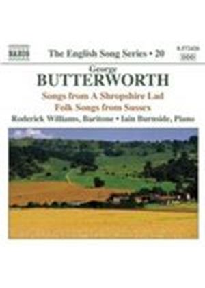 Butterworth: Songs from A Shropshire Lad (Music CD)