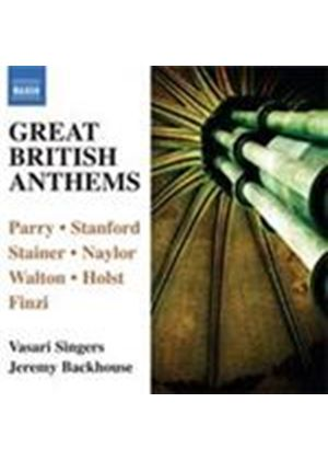 Great British Anthems (Music CD)
