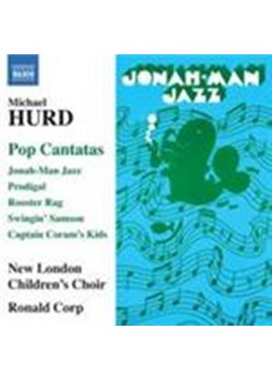 Hurd: Jonah-Man Jazz; Prodigal; Swingin' Samson (Music CD)