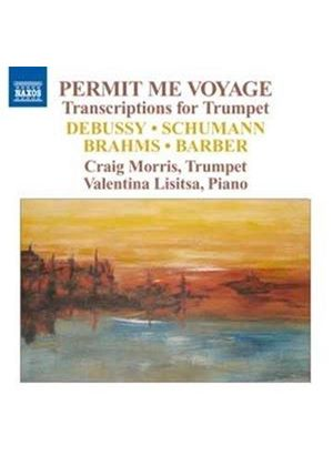 Permit Me Voyage: Transcriptions for Trumpet (Music CD)