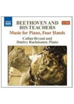 Beethoven: Complete Four-Hand Piano Works (Music CD)