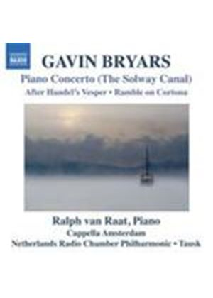 Bryars: Piano Concerto \\'The Solway Canal\\' (Music CD)