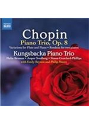 Chopin: Piano Trio Op. 8 (Music CD)