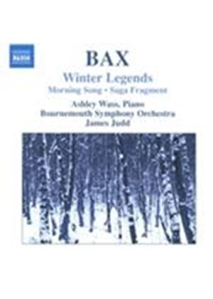 Arnold Bax: Winter Legends (Music CD)