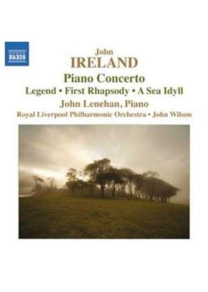 John Ireland: Piano Concerto; Legend (Music CD)