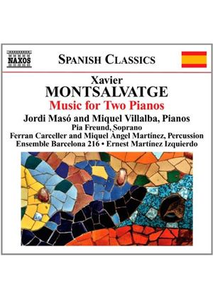 Xavier Montsalvatge: Piano Music, Vol. 3 (Music CD)