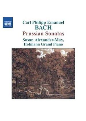 C.P.E. Bach: Prussian Sonatas (Music CD)